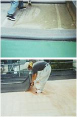 シート防水工法