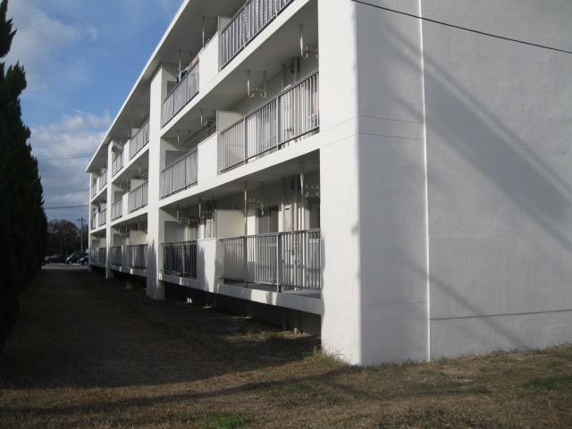 宇部市 アパート外壁塗装工事画像4