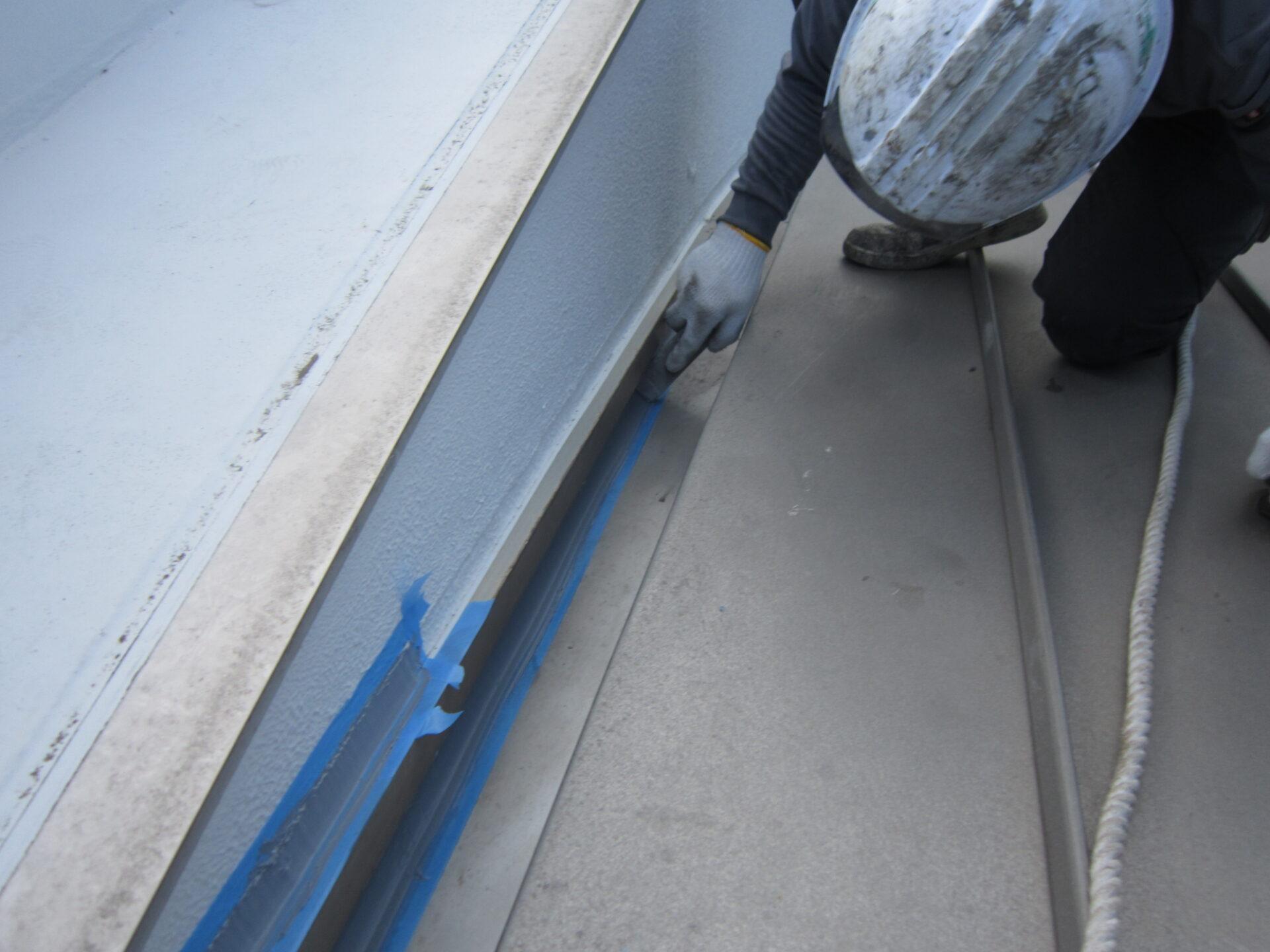 天井雨漏り修繕工事画像3